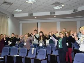 """УФСІ продовжує активне впровадження проекту """"Надання соціальних послуг в громаді"""""""