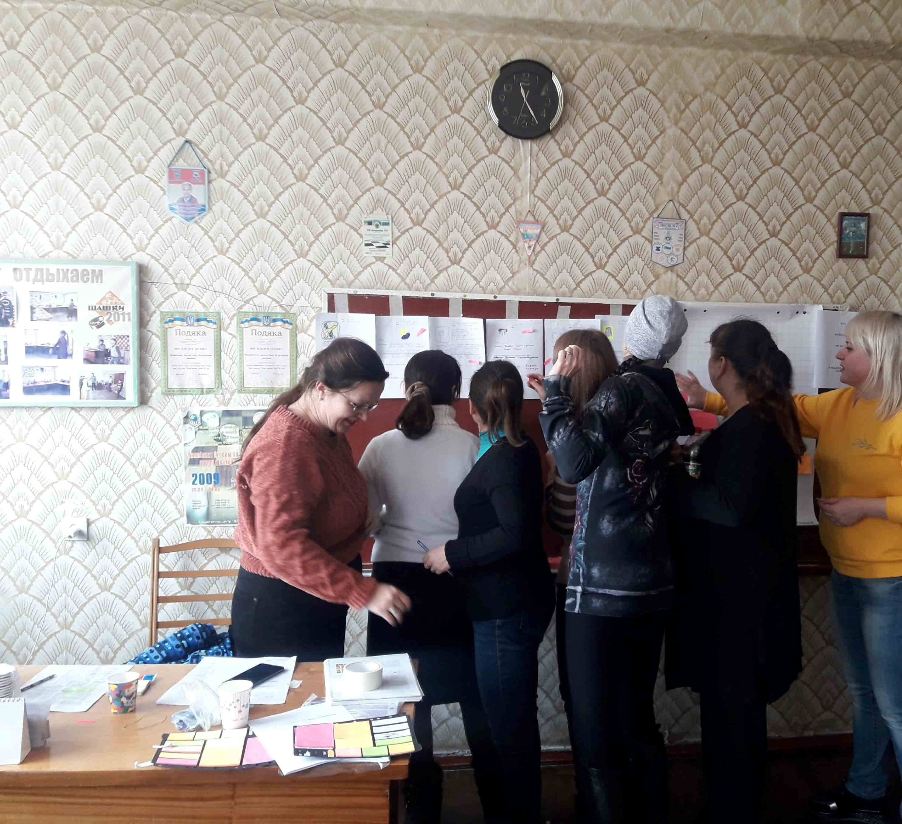 Training aimed at strengthening local leaders capacities has been held in Melitopol