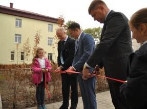 15 сімей переселенців отримали житло у місті Кам'янське Дніпропетровської області
