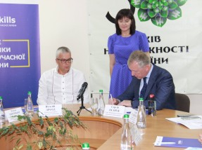 Three institutions of vocational education of Chernivtsi region to participate in EU4Skills programme