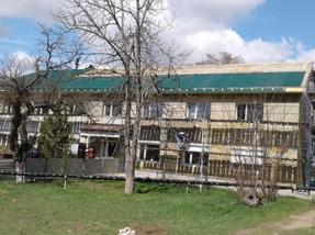 Ремонт житла для ВПО у Мелітополі (станом на 11 квітня 2017)