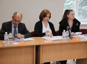 У Києві обговорювали виконання Проекту «Сприяння розвитку соціальної інфраструктури УФСІ V»