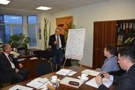 Німецькі консультанти готують новий проект для УФСІ