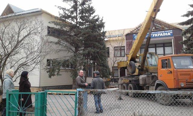 Фото та відеозвіт про стан впровадження мікропроектів УФСІ у місті Мелітополь