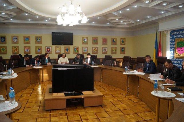 У Запоріжжі відбулось засідання обласної спостережної ради УФСІ