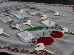 У Мелітополі за грантові кошти Уряду Німеччини відкрито третій соціальний гуртожиток для внутрішньо переміщених осіб