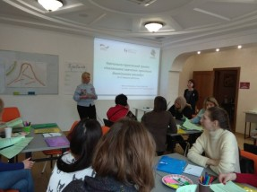 Завдяки проекту УФСІ працівники дитсадків м. Києва удосконалюють знання у сфері інклюзивної освіти
