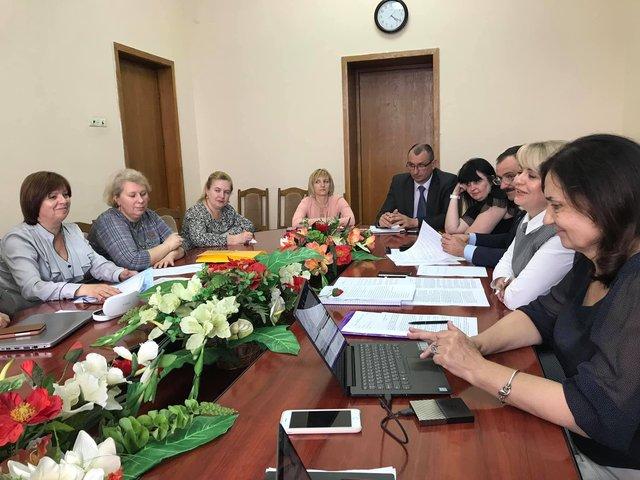 Визначено механізм взаємодії з Тернопільською ОДА у рамках реалізації Проекту «Надання соціальних послуг у громаді»