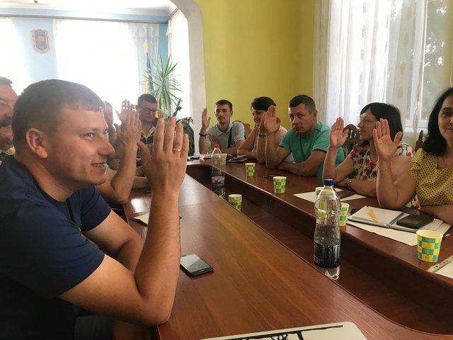 На Тернопільщині продовжується впровадження проекту