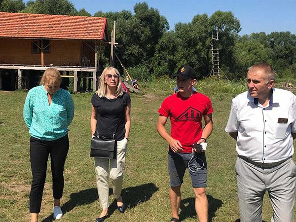 Громади Одеської та Тернопільської областей оцінюють потребу в соціальних послугах за допомогою національних та міжнародних експертів