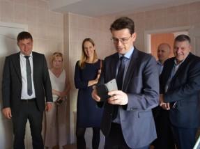 Менеджер проектів Банку KfW у Східній Європі відвідала УФСІ