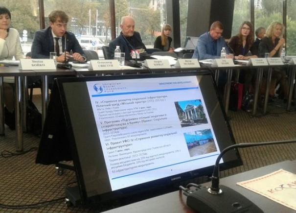 Представники УФСІ взяли участь у ІІ міжнародному інвестиційному форумі «InCo Forum-2017»