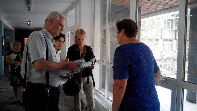 Представники банку KfW перевірили мікропроекти УФСІ