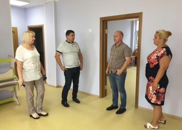 Завдяки грантовим коштам уряду ФРН ще у двох київських дитсадках стане на 10 груп більше