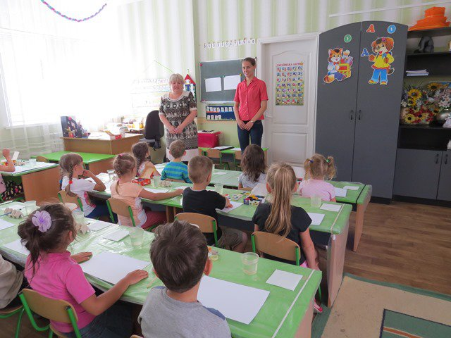 У трьох київських дитсадках проведено семінар «Природа рідного краю»