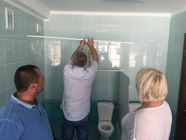 У київських дитсадках №218 та №469 завершуються ремонти на кошти уряду Німеччини