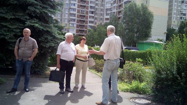 Моніторинг ремонтів у Дарницькому районі Києва