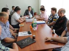 У Павлограді підписано договори підряду з будівельними організаціями