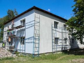 У Верхньодніпровську реконструюють житло для ВПО