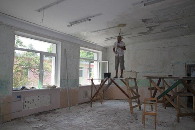 У київських дитсадках №99 та №305 тривають ремонти