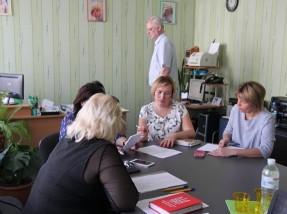 Школа-дитячий садок «Радосинь» у Києві готується до початку ремонтних робіт