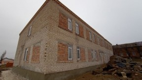 Creation of housing conditions for IDPs in the village of Lantseve (apartments for IDPs temporary residence/KfW) 16-23-27-001