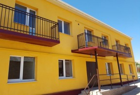 Social Housing for IDP Bogoduhiv city