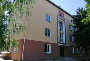 SOCIAL HOUSING FOR IDP Tokmak city